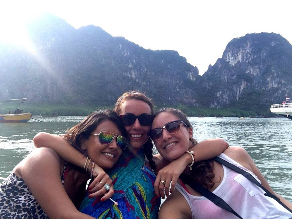 Travelling whilst teaching English in Thailand