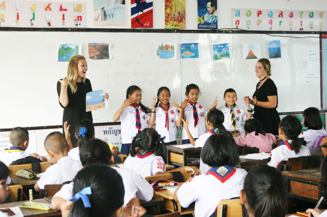3 Reasons Why Teaching Could be the Best Work Abroad Idea