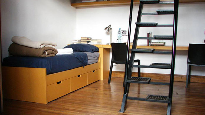 Tidy student pad - Buenos Aires.