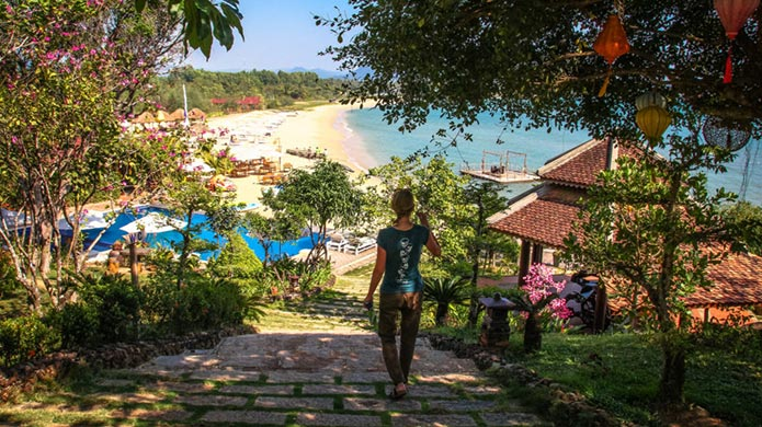 Visit Phu Quoc, the largest of Vietnam's islands.