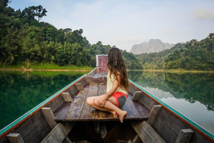 Khao Sok National Park, 10 places to go backpacking
